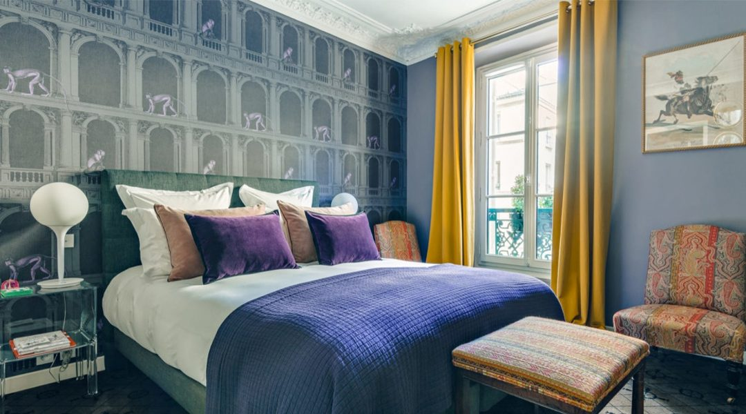 6 good reasons to stay at the bed and breakfast Les3chambres Paris!