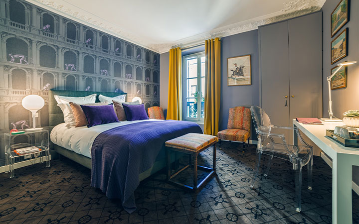 Bed and Breakfast in Paris